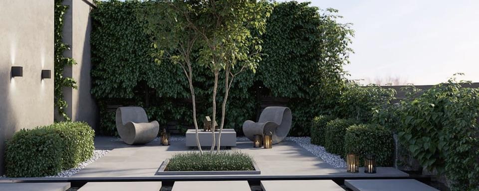 Jardin Panorama XXI